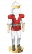 40 % Sale Swarovski  Figur Frohe Weihnachten Nussknacker, Artikel Nr. 5060260 EAN: 9009650602603 , Größe 11.9 x 4.3 x 3.5 cm