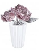 30 % Sale Swarovski Bouquet Figurine Blumtentopf mit Rosen, Artikel Nr. 5045565 EAN 9009650455650