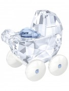 30,%, Sale, Swarovski Kristall Kinderwagen Blue Artikel Nr. 5136921 EAN: 9009651369215 Größe 3.2 x 3.1 x 2.4 cm