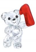 30 % Sale Swarovski Kris Bär – Nummer Eins, Krisbär Artikel Nr. 5063335 EAN 9009650633355 Größe 3.7 x 2.7 x 2 cm