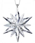 2011 - / 20 % Swarovski Weihnachtsstern klein Christmas Ornament little Schneeflocke 1092038