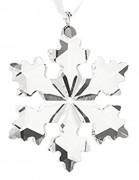 2016 - / 20 % Swarovski Christmas Ornament klein Weihnachststern 2016 Snowflake, small, 5180211,