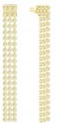 30 % Sale Swarovski 5364807 - Fit Ohrringe, mehrfarbig, vergoldet 9009653648073