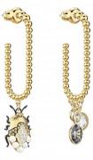 33 % Sale Swarovski Creole Magnetic  Ohrstecker Ohrringe Artikel Nr. 5423175 EAN: 9009654231755