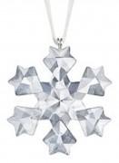 Sale Swarovski Christmas Ornament Stern kleine Schneeflocke 2010 1041314 , 9007810413144