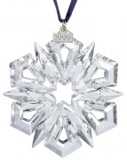 Swarovski Weihnachtsstern 1999 groß Christmas Ornament Stelle di Natale Art. 235913