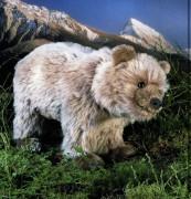 Grizzly Bär auf vier Pfoten Fa. Kösen 4830 limitiert Mohair Sammlerstück