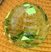 Sale Swarovski SCS Water Project 2008 Art.Nr. 967003 Paperweight EAN: 9003149670036