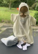 Puppenkleidung original Baby Paul  by Bettine Klemm 2002 Fa. Zapf