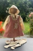Puppenkleidung original Marie by Bettine Klemm 2003 Fa. Zapf
