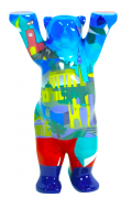 Buddy Bär Berlin Kollage 3315 6 cm