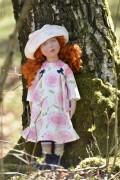 Talea 20363-50 Zwergnase Nicole Marschollek-Menzner Spielpuppe Junior doll