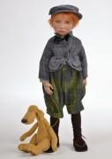 Wotan mit Hund Zwergnase 13934-62 Nicole Marschollek-Menzner